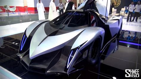 Lamborghini V16 Devel Sixteen Supercar Has 5 000 Hp V16 But Is It Real