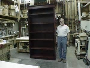 8 foot bookcase 8 foot walnut bookcase by a1jim lumberjocks