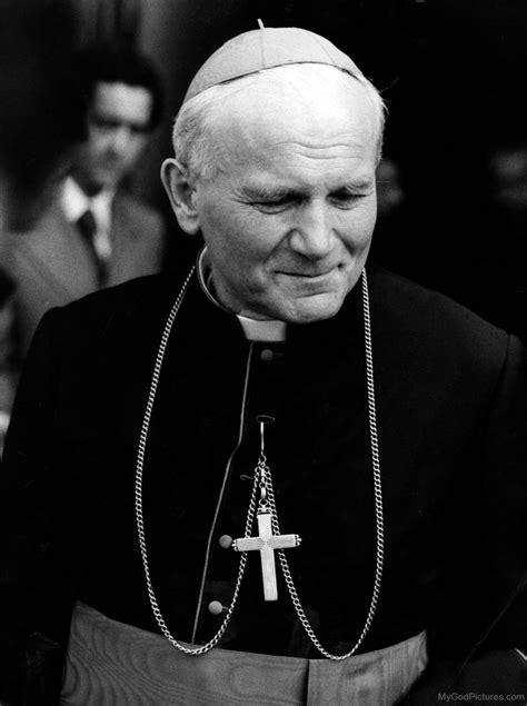 john stench pope john paul ii god pictures