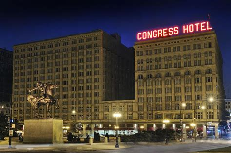 inn in chicago congress plaza hotel 2017 room prices deals reviews