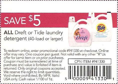 Dreft Printable Coupon dreft free new coupons printable coupons