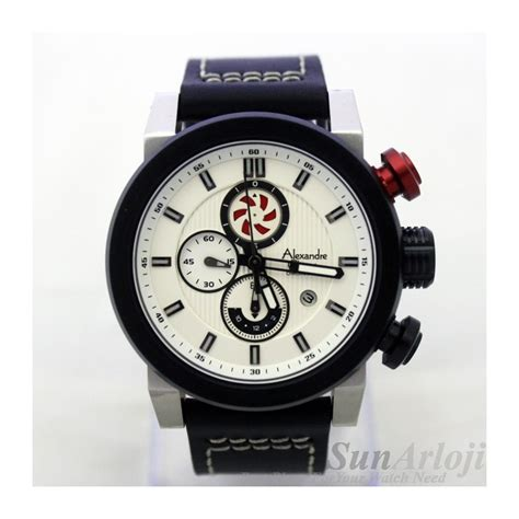 Jam Tangan Alexandre Chistie Ac 6349 Silver White jam tangan original alexandre christie ac 6238mc alexandre