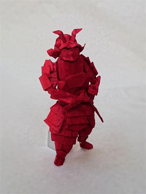 Origami Samurai - origami origami easy origami 195 163 195 175 194 189 197 190 samurai warrior