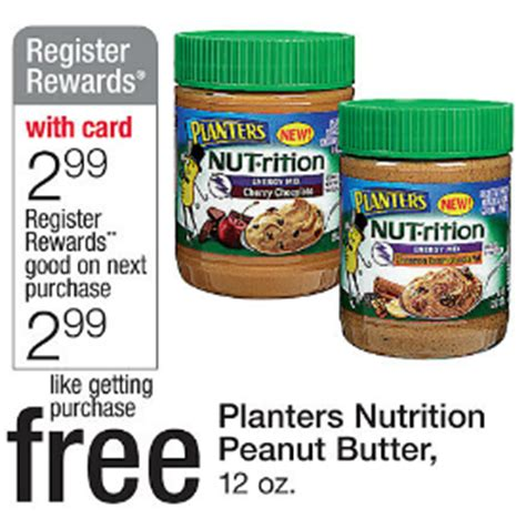 Planters Nutrition Coupon by Couponing Walgreens Coupon Matchups 4 21