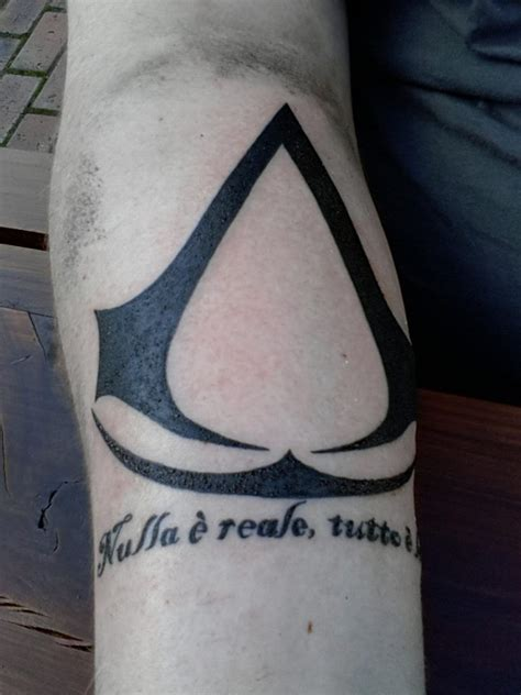 assassin s creed tattoo by al fatman on deviantart