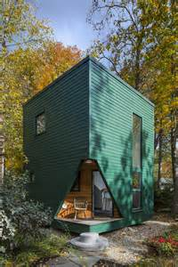 a small energy efficient guest house