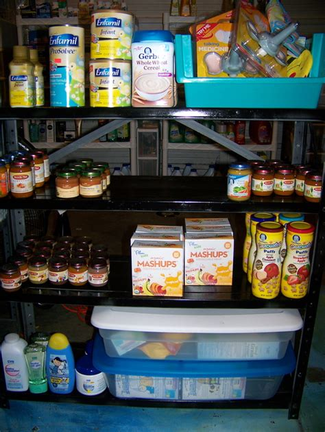 Serve Food Pantry by Our Charities The Chest Thrift Stores Of Central Il