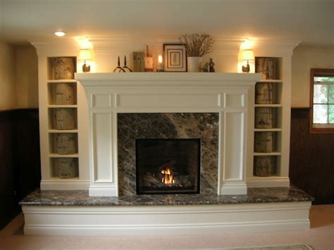 hearth ideas another raised hearth fireplace makeover fashion