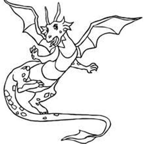 dibujos para colorear de dragon city dibujos para colorear un dragon en vuelo es hellokids com