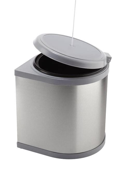 pattumiera per cucina pattumiera automatica per anta cucina in plastica ed