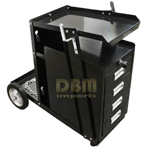Welding Cart With Drawers by Welding Soldering