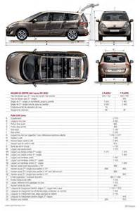 Renault Grand Espace Dimensions 21 Best Images About Grand Renault Sc 233 Nic On