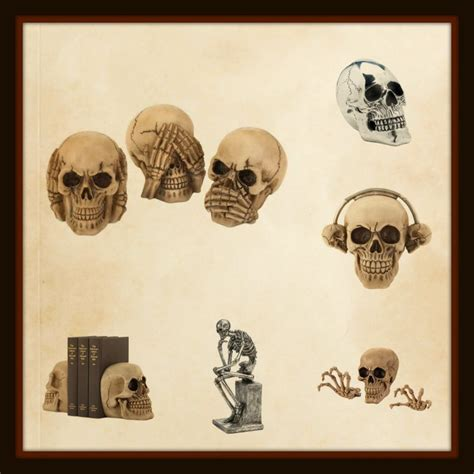 home decor skulls wholesale product spotlight halloween skulls skull