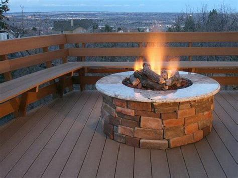 Propane Deck Pit 25 Best Ideas About Propane Pits On Diy
