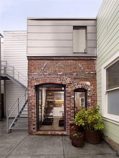 brick tiny house i love the look of this tiny house small space