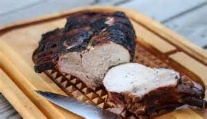 Rack Of Pork Smoked by Cooking With Grill Smoked Berkshire Pork Rack Made