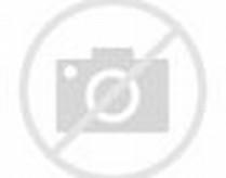 Mewarnai Gambar Pemandangan Gunung dan Sawah - Gambar Mewarnai