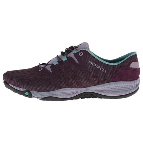 merrell athletic shoes merrell women s allout shine sneakers athletic shoes