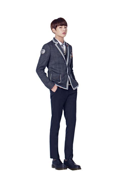 bts x smart picture bts for smart school uniform 160802