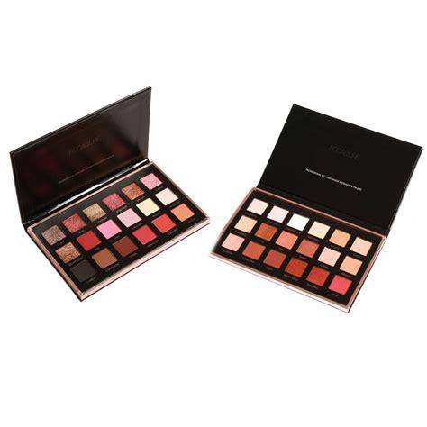 Ready Eyeshadow Focallure 18 color pearlescent eyeshadow palette bellechic