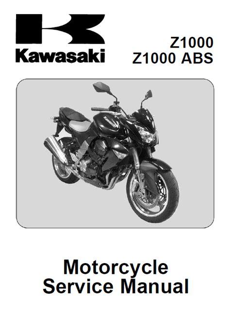 2006 kawasaki z1000 parts diagram wiring schematic
