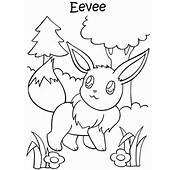 Pokemon Coloring Pages For Kids Allowed You To Print Fill The