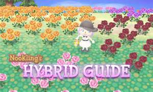 Nookling if you want to grow a lot of hybrid flowers i have the