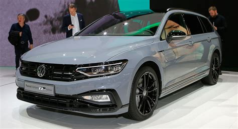 2020 Volkswagen Passat R Line by 2020 Vw Passat Variant R Line Edition Is Inconspicuous In
