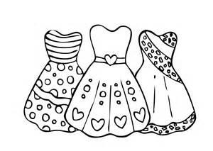 Pics photos 9 dresses coloring pages 10 dresses coloring pages