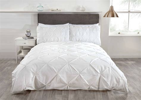 grey and cream bedding luxury duvet quilt bedding bed set and pillowcases pintuck
