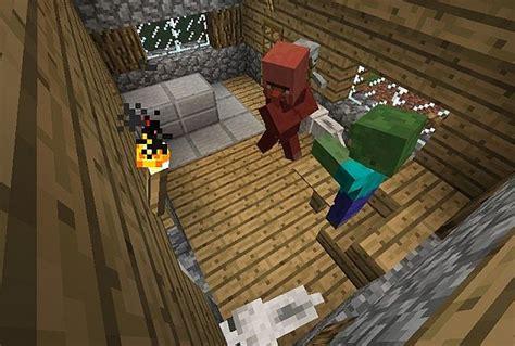 zombie siege tutorial advanced village sieges evolved mobs minecraft mod