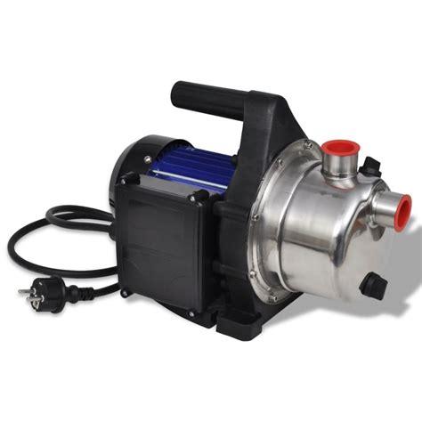 pompe per giardino pompa elettrica acqua per giardino 600 w vidaxl it