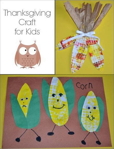 kid friendly thanksgiving crafts indian corn thanksgiving craft for artsy momma