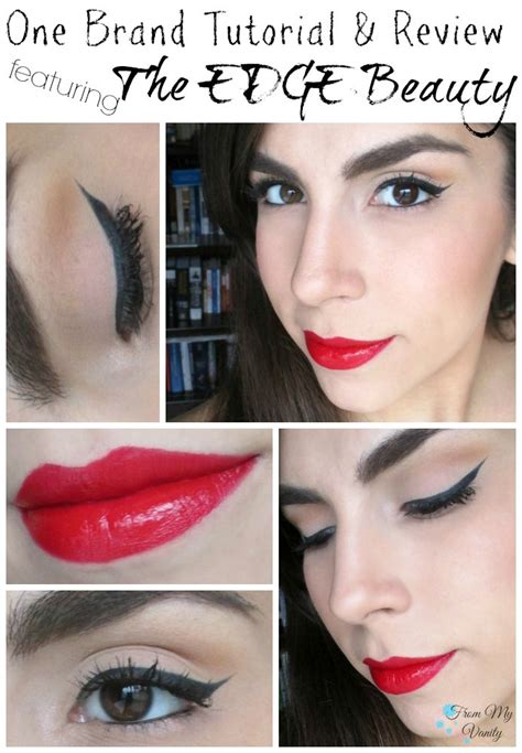 html tutorial review one brand tutorial review edge beauty from my vanity