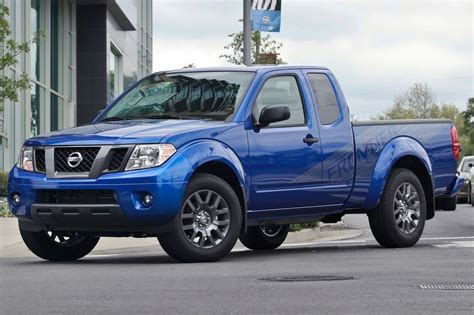 nissan pickup 2016 used 2016 nissan frontier for sale pricing features