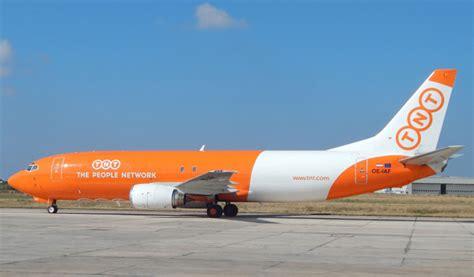 tnt sells tnt airways and pan air to asl air cargo week