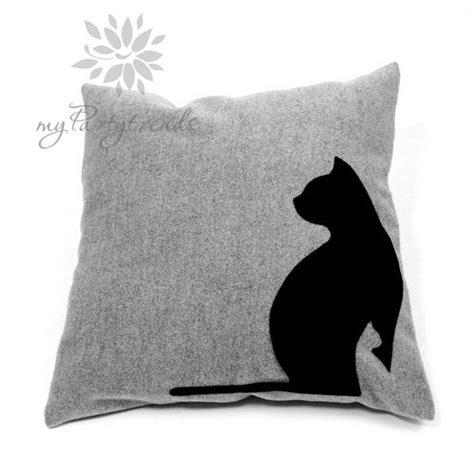dekokissen kaufen sofakissen dekokissen black cats 40 x 40 cm inkl