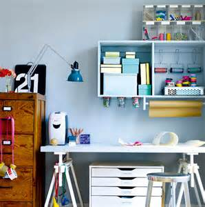 Getting organized home office inspiration amp how tos curbly