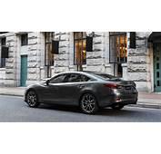 Exterior &amp Interior Design  New Mazda6