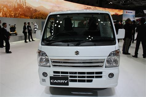 Suzuki Commercial Maruti Suzuki To Launch Its Mini Truck In Jan 2015
