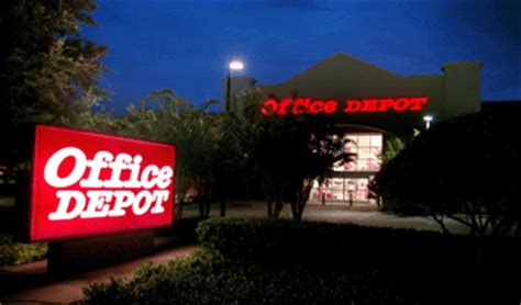 orange city office depot