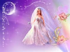 Princess Barbie Doll Wallpaper