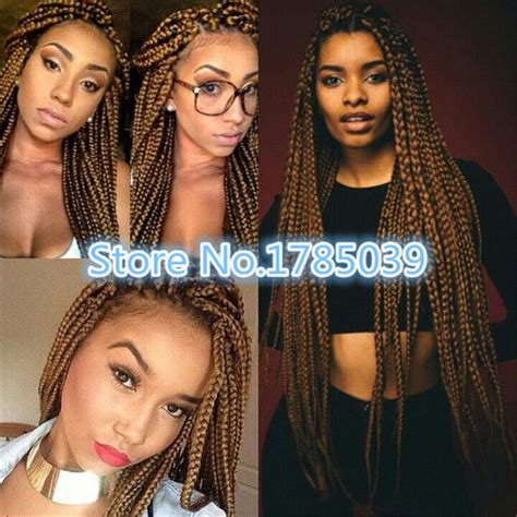 cheap crochet braids twist 3s box hair braids famous brand cheap box braids pictures buy quality braid leather