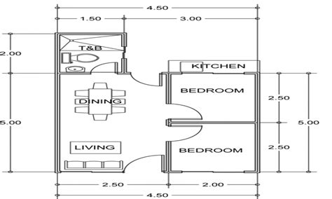 house design layout plan row house floor plans philippines home design and style