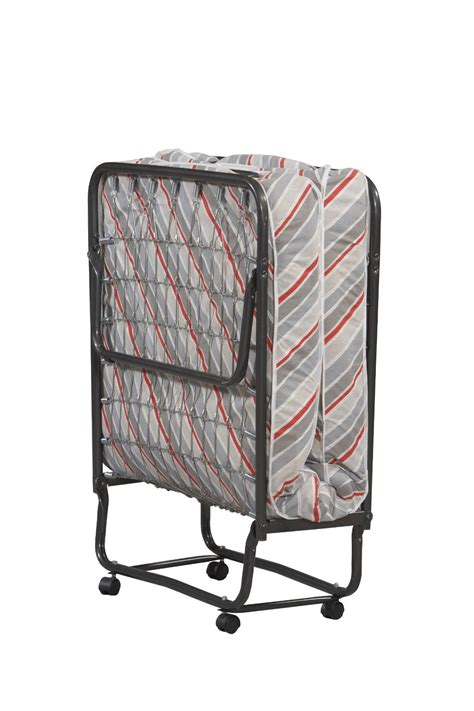 roll away beds the portable folding guest bed on wheels