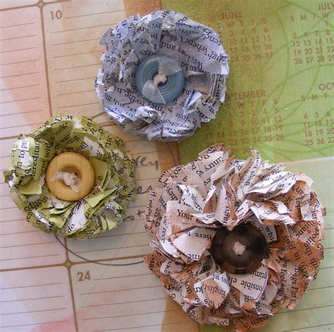 Was Kommen Läuse 3316 by How To Make A Paper Flower From Newspapers Ted