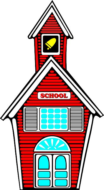 school clipart school building architecture 183 free vector graphic on pixabay