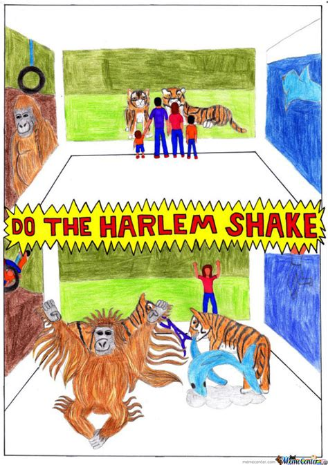 Meme Harlem Shake - do the harlem shake by byotis meme center