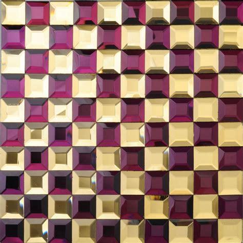 purple kitchen backsplash glass mosaic tile kitchen backsplash purple gold mirror