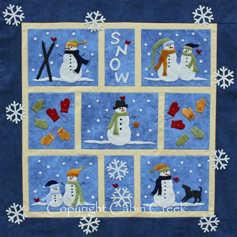 snowman quilts on snowman quilt snowman and